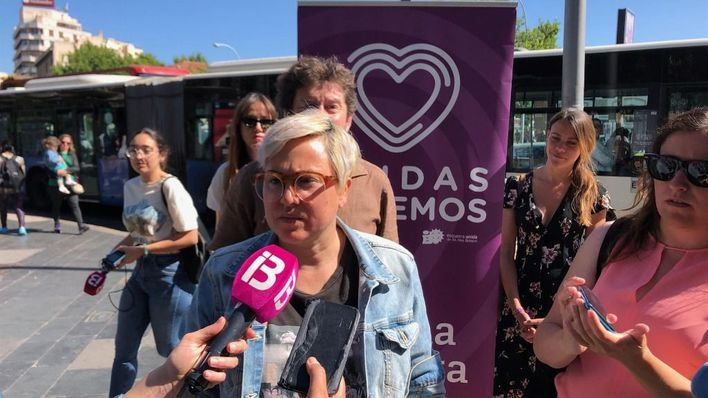 Sonia Vivas entra en la dirección de Podemos tras ser reelegido Pablo Iglesias con el 92 por ciento de los votos