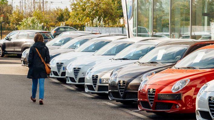 El precio de los vehículos de ocasión baja en Baleares un 9,14 por ciento en abril