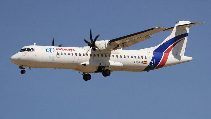 Air Europa deja de operar la ruta Menorca-Palma desde el lunes