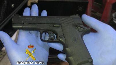 Detenido en Marratxí por encañonar con una pistola a una persona acompañada de un menor