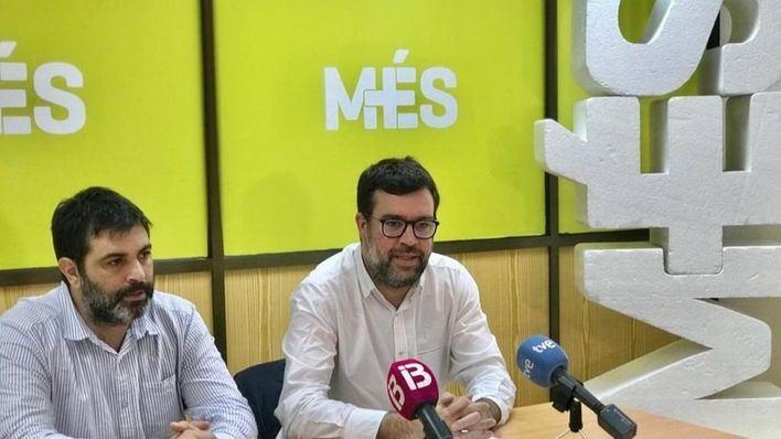 El decreto de protección del territorio agudiza el malestar de Més contra el PSIB