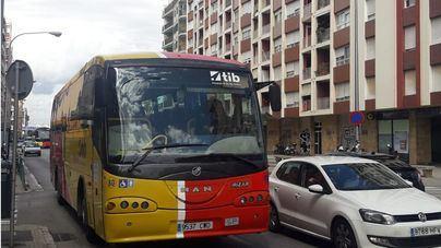 Incremento de servicios de autobuses con mayor demanda a partir del lunes