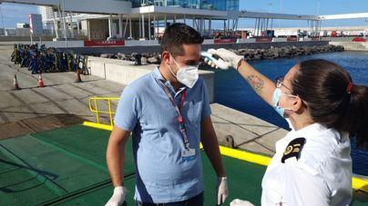 Naviera Armas Trasmediterránea, preparada para obtener la certificación Globla Safe Site