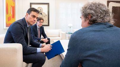 Nueva reunión de Sánchez con los presidentes autonómicos