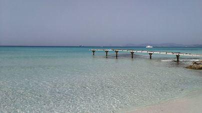 Cielos poco nubosos y descenso de temperaturas en Baleares