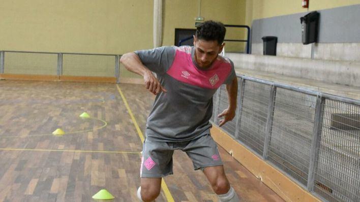 El Palma Futsal regresa al pabellón 73 días después