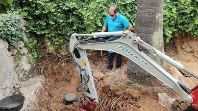 Retoman las exhumaciones en Sencelles en búsqueda de restos de represaliados de la Guerra Civil