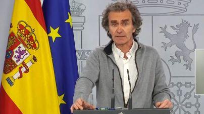 Fernando Simón asegura estar tranquilo frente a las investigaciones sobre el 8-M