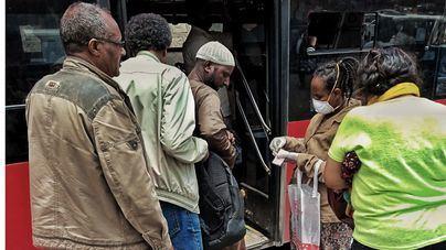 África apenas reúne el 1,5 por ciento de casos de coronavirus registrados hasta el momento