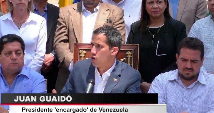 Aumenta el caos político en Venezuela tras ratificar a Luis Parra como presidente de la Asamblea Nacional