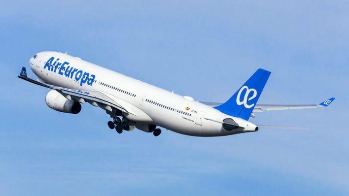 Finaliza la adjudicación directa concedida a Air Europa para los vuelos interislas en Baleares por el Covid 19