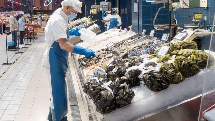 Eroski suma más de 2.700 trabajadores desde el inicio del estado de alarma