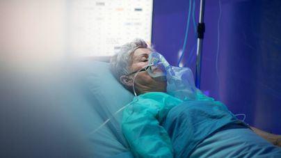 Uno de cada cinco pacientes ingresados con coronavirus ha fallecido