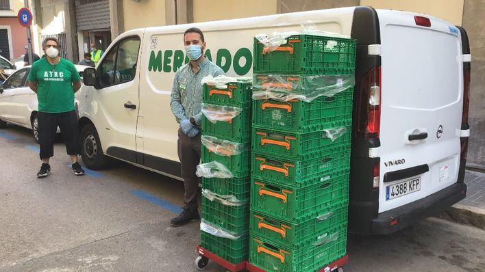 Mercadona amplía las donaciones de alimentos al comedor social Tardor de Palma