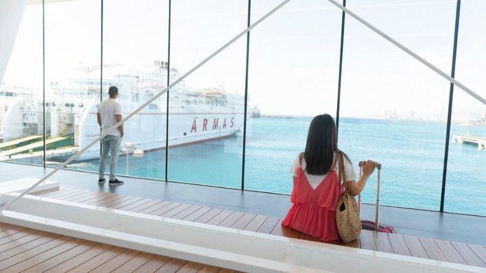 Trasmediterránea se suma a FerryGateway junto con las principales navieras de Europa