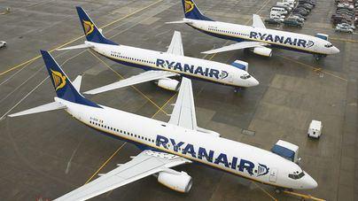 Ryanair despedirá a 250 pilotos en España y recortará un 20 por ciento los sueldos