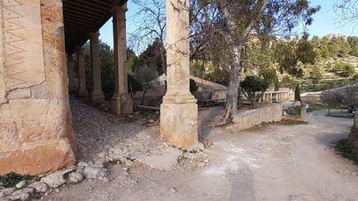 Galatzó se convertirá en el referente del turismo senderista en la Serra de Tramuntana