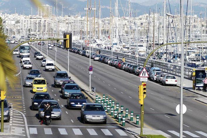 Las obras del Paseo Marítimo que eliminarán un carril empiezan en 2021 y durarán tres años
