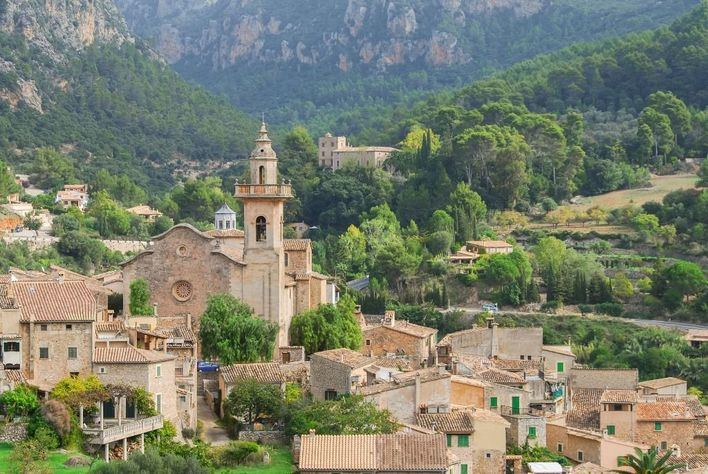 Los terrenos urbanos de Son Baptista en Valldemossa se convertirán en rústicos tras su desclasificación