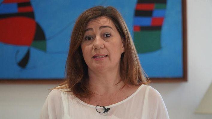 La presidenta del Govern sobre el ingreso mínimo: 'Hoy, España es más justa y solidaria'