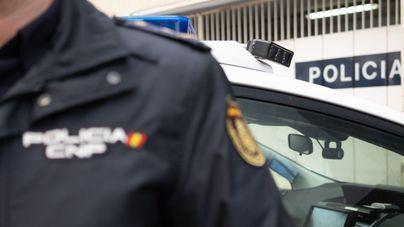 Un policía fuera de servicio salva la vida de una mujer en Playa de Palma