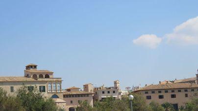 Intervalos de nubes para iniciar junio en Baleares