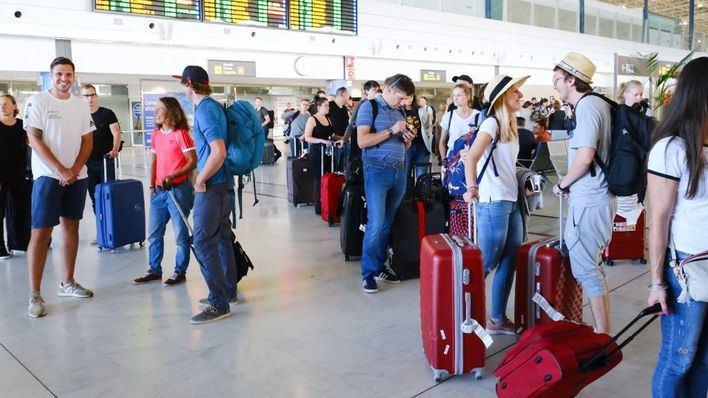 Baleares dejó de ingresar 990 millones en abril a causa del parón turístico