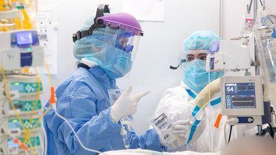 Alertan del aumento de otras infecciones en pacientes con coronavirus ingresados en UCIs