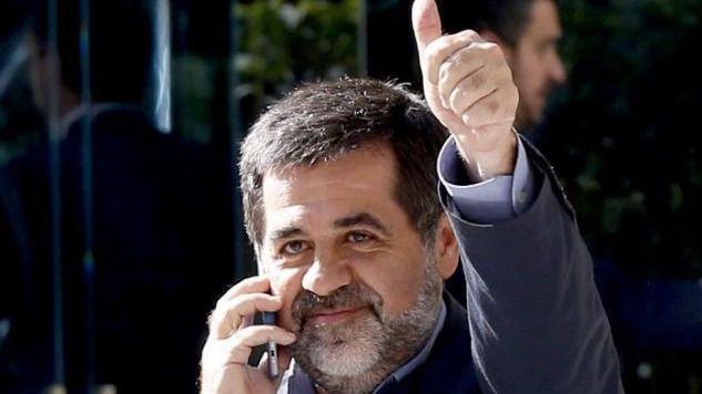Jordi Sànchez sale de la cárcel de Lledoners para volver a su labor de voluntariado
