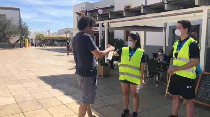 Primer día de fase 3 en Formentera con un balance de 80 negocios abiertos