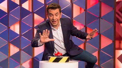 Arturo Valls se releva a sí mismo en Antena 3 con el estreno de 'Improvisando'