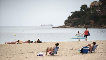 Ligero descenso de temperaturas en Baleares