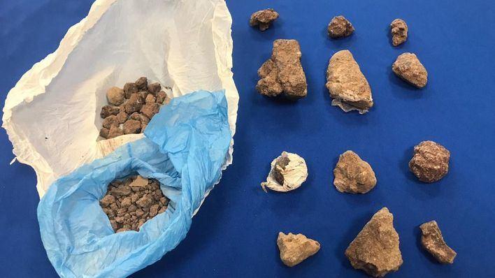 Detenido con un cargamento de heroína, cocaína y hachís en Ibiza