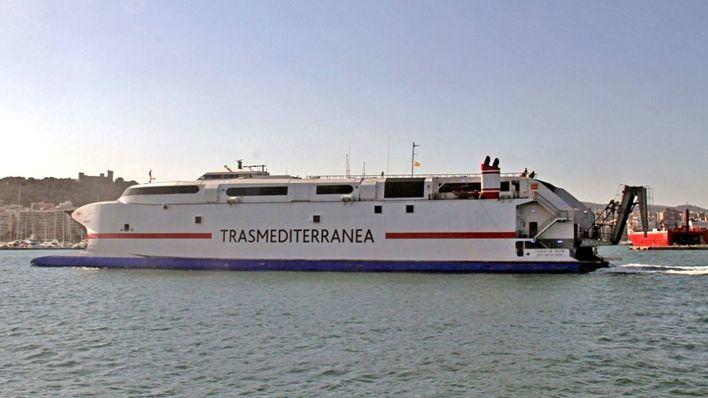 Armas Trasmediterránea ofrece dos salidas extraordinarias para ciudadanos españoles en Marruecos