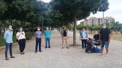 El PP pide una pista de petanca en Palma para discapacitados físicos