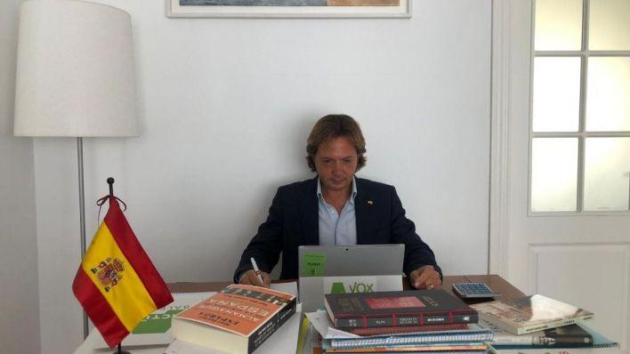 Vox pide la reprobación del senador Vidal tras asegurar que la violencia policial 'es un hecho en el Estado español'