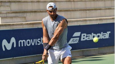 Nadal no es partidario de reanudar los torneos de tenis