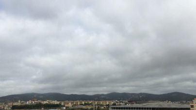 Nubes bajas y temperaturas en ascenso
