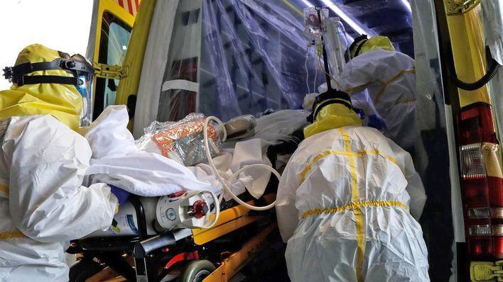 El sábado se comunicó un fallecido y 164 nuevos positivos por coronavirus en España