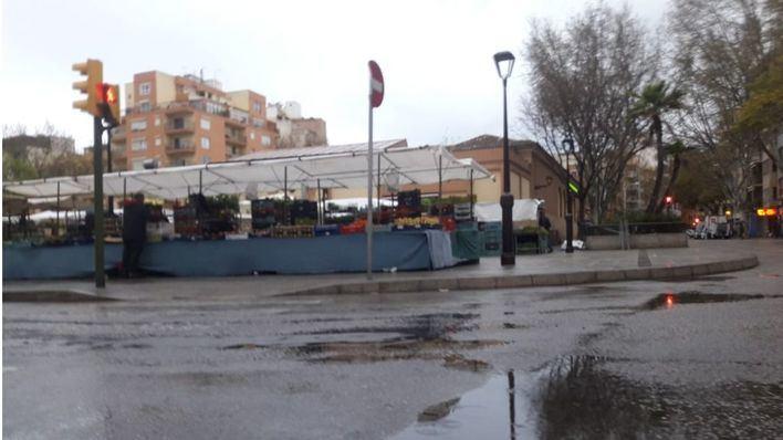 Chubascos ocasionales y nubosidad abundante en Baleares