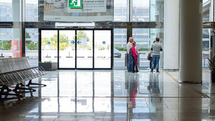 Prohiben la entrada en Mallorca a una pasajera alemana por no estar justificado su viaje
