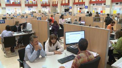 Abren las oficinas para hacer la declaración de la renta presencial
