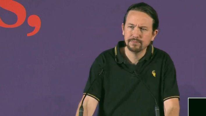 Iglesias insiste en pactar las medidas sociales y económicas con partidos de izquierdas y no con Ciudadanos