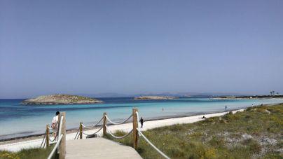 Los mallorquines, locos por Formentera: se disparan las escapadas en la Fase 3
