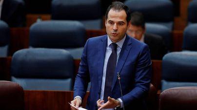 """Aguado: """"No va a haber moción de censura ni elecciones anticipadas"""""""