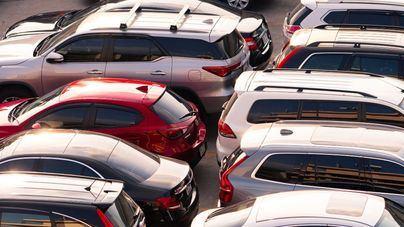 La venta de vehículos de segunda mano se desploma un 72 por ciento en Baleares