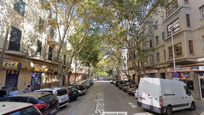Nuredduna, un nuevo eje peatonal que unirá Pere Garau con el centro de Palma