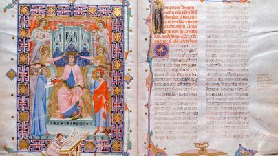 El Llibre dels Reis, protagonista del Día Internacional de los Archivos
