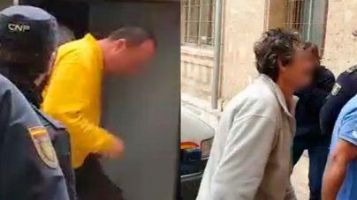 Ocho años y medio de cárcel para los pirómanos de contenedores de Poeta Guillem Coll