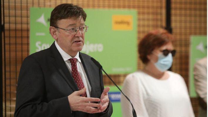 El presidente valenciano priorizará a Baleares y Murcia cuando se recupere la movilidad fuera de la Comunitat